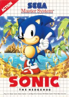 sonic the hedgehog sega cover - Google Search