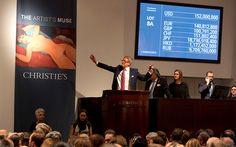 추적/ 뉴욕 경매에서 그림 한 장에 '1600억원' 부른 신홍규씨는 누구?