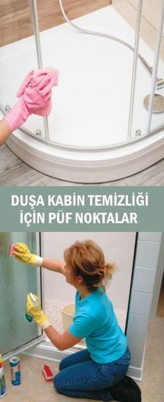 Tricks for Shower Cabin Cleaning - New Deko Sites Philippe Starck, Shower Cabin, Shower Cubicles, Hair Setting, Monstera Deliciosa, Decoration Table, Home Hacks, Montage, Clean House