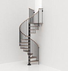 Escoger un buen Diseño de Escalera de Caracol . Aquí te traigo una selección de escaleras de caracol  o espiral. Son varios modelos de escal...