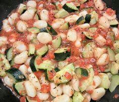 gnocchi con verduras