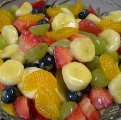 Fruit Salad to Die For ·