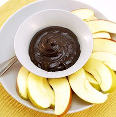Deliciously smooth, rich and peanut-free Chocolate SunButter Spread. Enjoy it on fruit, bread, celery sticks, pancakes or just eat it right off the spoon.