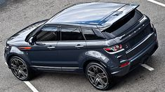 "RANGE ROVER EVOQUE RS250 – ""DARK TUNGSTEN"" 