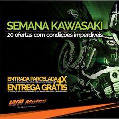 zpr ➡️ Semana Especial #KAWASAKI na WR Motos ⠀ 2️⃣0️⃣ #ofertas imperdíveis com ENTRADA PARCELADA em 4x e ENTREGA GRÁTIS até 200km.  Confira em www.wrmotos.com.br (link na bio) ⠀ 🏢 Endereço: Avenida dos Imigrantes, 2010 - Jardim América em Bragança Paulista ⠀ 📲 ¹¹97110-6997 (WhatsApp) 📞 ¹¹4032-0873  #moto #motos #motoshow #supermoto #amomoto #compromoto #vendomoto #compreonline #ecommerce #webmotors #photooftheday #bragança #bragançapaulista #financiamento #wrmotos #wr