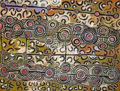 Hector Tjupuru Burton Ngayuku ngura - My Country, 2013 Acrylic on linen 152.5 x 198 cm Art code GZTJA/528227