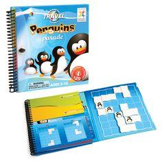 Smart Games Penguin Parade