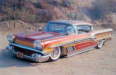 Floyd DeBore's 1958 Pontiac Bonneville