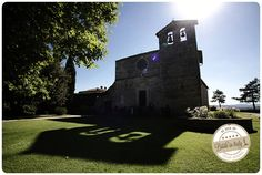 San Nicolò Abbey in San Gemini (TN) is a beautiful romanic church in Umbria. Ph Purewhite Photography http://www.brideinitaly.com/2013/10/purewhite-umbria.html #italy #religious #wedding