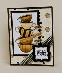 3/24/2012; Angela Branon at 'Dreams of Paper' blog; I love everything about this card!