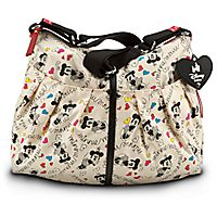 Minnie Mouse Diaper Bag by Babymel