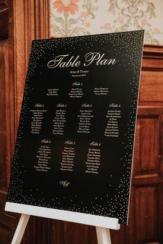 Seating Chart Wedding, Seating Charts, Wedding Table, Wedding Day, Wedding Signage, Wedding Venues, Wedding Breakfast Seating, Foil Wedding Stationery, Diy Wedding Inspiration