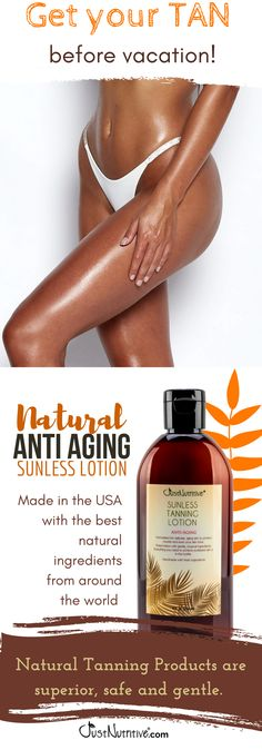 Anti aging herbs are those herbs which are used to slow down the aging process. Aging skin is known as the degenerative natural process which our skin undergoes Best Anti Aging, Anti Aging Cream, Anti Aging Skin Care, Beauty Skin, Health And Beauty, Best Lotion, Tanning Tips, Perfume, Natural Tan