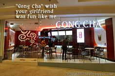 Gong Cha Winter Melon Tea, Tea Places, Bubble Milk Tea, Bubbles, Lemon, Hot, Funny, Funny Parenting, Hilarious
