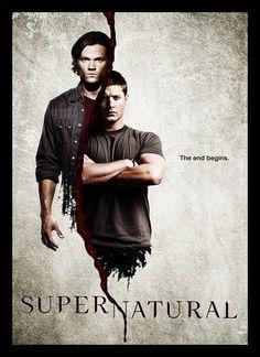Quadro Poster Series Supernatural 16 - Decor10