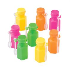 Everyone loves bubbles! Each plastic bottle comes with a wand for outdoor fun and celebrations! 1000 Books Before Kindergarten, Natural Rubber Latex, Office Parties, Latex Free, Outdoor Fun, Plastic Bottles, Wands, Bubbles, Water Bottle