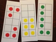 Using Dot Cards to Build Number Sense - Math Coach's Corner