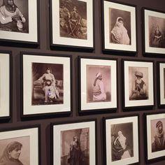 Nuevo Beirut - Exposición Identidad fotográfica con imágenes del siglo XIX y XX de la colección Fouad Debass en el Museo Sursock (Beirut) - Joe Alam (2015)