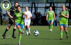 Sounders Women 2-0 Vancouver Whitecaps (RECAP)