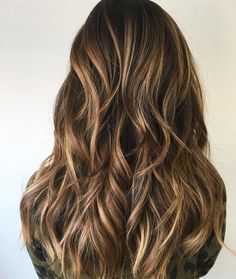 Brown hair Color With Highlights for fall,fall hair colors| ultra warm tones,Balayage Hair Colors #haircolor #brownhair #highlighthair #babylights #hairpainting #ombre #balayageombre #blonde #balayagehighlights #balayage