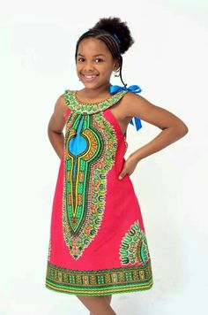 Looking for the best kitenge designs in Africa? See images of kitenge dresses and skirts, African outfits for couples, men's and baby boy ankara styles. Ankara Styles For Kids, African Dresses For Kids, Ankara Gown Styles, Dresses For Tweens, Gowns For Girls, African Print Dresses, African Children, African Fashion Dresses, Ghanaian Fashion