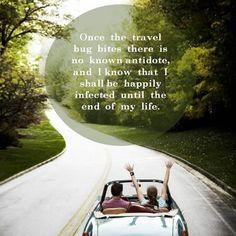 #travel bug bites :)