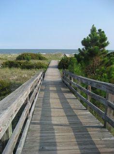 #7 Beachwalker Park, Kiawah Island, South Carolina (Top 10 beaches in the U.S.)