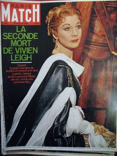 Paris Match N° 0954 Vivien Leigh TOM Simpson Israel TEL Aviv AL Sarrazin 1967 | eBay