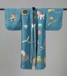 Boy's Kimono, anonymous, 1930 - 1940