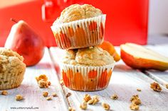 spiced pear muffins (paleo) 3 (4 of 1)