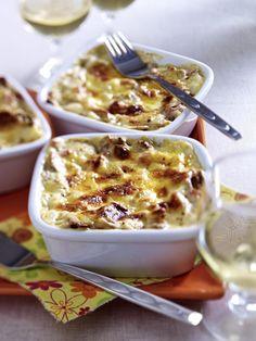 Unser beliebtes Rezept für Pariser Lasagne und mehr als 55.000 weitere kostenlose Rezepte auf LECKER.de.