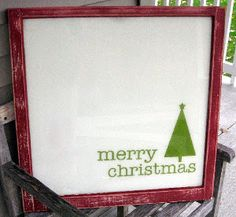 Decorative Holiday Windows and Frames | AllFreeChristmasCrafts.com