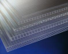 Polycarbonate sections Polycarbonate Panels, Stair Railing, Cabin Plans, Office Interior Design, Diy Door, Material Design, Building Materials, Wall Design, Pergola