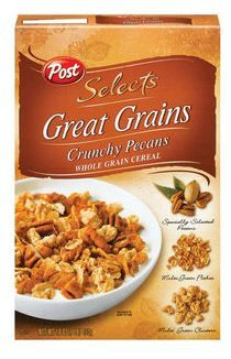 Great Grains Cereal - my favorite cereal