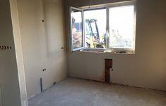 Blog z budowy Tomasz S. według projektu Z500 Z273+a Divider, Windows, Mirror, Blog, Furniture, Home Decor, Decoration Home, Room Decor, Mirrors