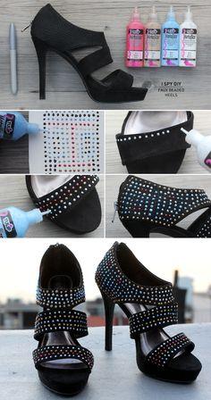 12 DIY Footwear Projects