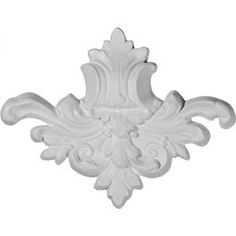 Ekena Millwork W x H Primed Applique at Lowe's. Our onlays are the perfect accent pieces to cabinetry, furniture, fireplace mantels, ceilings, and more. Each pattern is carefully crafted after Moulding Profiles, Panel Moulding, Ceiling Medallions, Wood Pieces, Fireplace Mantels, Accent Pieces, Design Model, Design Elements, Restoration