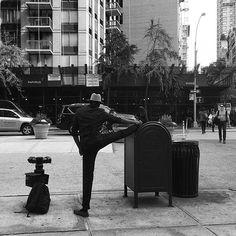 "what_i_saw_in_nyc: ""Photo by @pommepommenyc  #stretching #dancer #nyc #latergram #flatirondistrict  #nycprime_ladies #bwstreetphotography #instablackandwhite #noiretblanc #nothingisordinary #rsa_streetview #rsa_ladies #iloveny #broadway #newyork #what_i_saw_in_nyc #nyc #newyork  #newyorkcity  #streetphotography  #streetofnyc"""