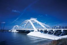 Ijburg Bridges 1 and 2 < Projects | Grimshaw Architects