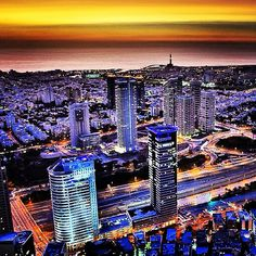 Tel Aviv (תל אביב) in תל אביב