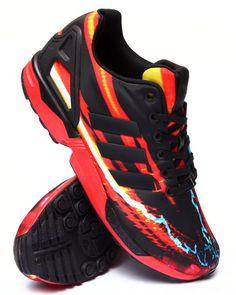 adidas Originals Footwear ZX Flux Tech NPS Trainers Black Pink