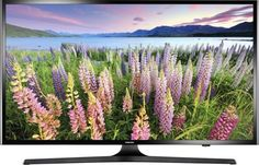 """Samsung 40"""" LED 1080p Smart HDTV - Black"""