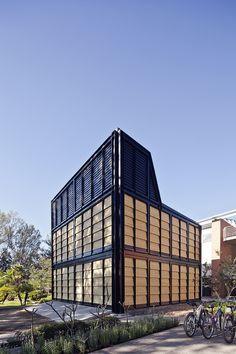 15 Cooper Facade Ideas Facade Architecture Cladding