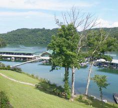 Twin Cove Resort and Marina on Norris Lake