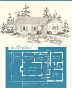 1945 New Era Homes - The Rockland