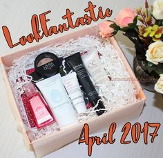 Review and unboxing of the LookFantastic Beauty Box April 2017, a makeup and skincare monthly subscription that ships worldwide.
