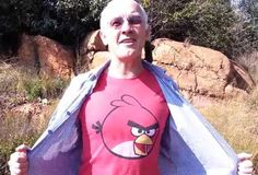 A spontaneous video interview of an Angry Bird. Angry about the investment solutions offered by so-called investment experts that are designed to mislead.
