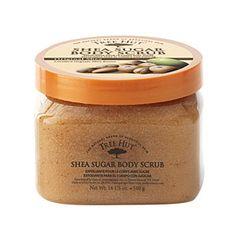 Original Shea Sugar Scrub | Tree Hut Shea - This is the best body scrub I have ever used.