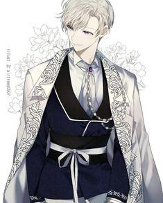 Hot Anime Boy, Cool Anime Guys, Handsome Anime Guys, Anime Love, Manga Anime, Anime Art, Anime Boy Zeichnung, Anime Prince, Anime People