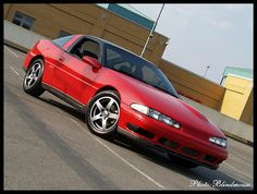 1992 Plymouth Laser RST AWD by blindmouse_dsm, via Flickr